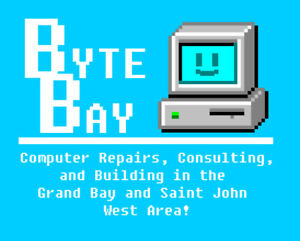 Byte Bay Computers - Repair, Request, Build! SJ West & Grand Bay