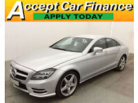 Mercedes-Benz CLS350 FROM £93 PER WEEK!