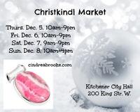 Christkindl Christmas Market, Dec. 5 - 8