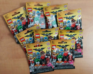 Lego Batman minfigures - blind bags