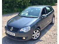 Volkswagen Polo 1.4 (80)**Match Edition**1Former Owner,9Stamps!**