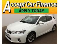 Lexus CT 200h FROM £46 PER WEEK!