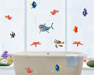 Fish-joy-Home-Decor-Removable-Wall-Sticker-Decal-Decoration