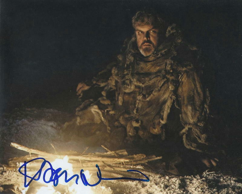 KRISTIAN NAIRN.. Game of Thrones - SIGNED