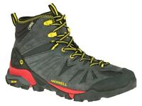 NEW. Merrell Capra Mid Gtx. Gore-tex waterproof walking boots. RRP £140