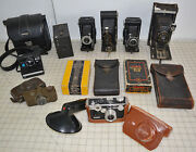 Vintage Polaroid Camera Lot