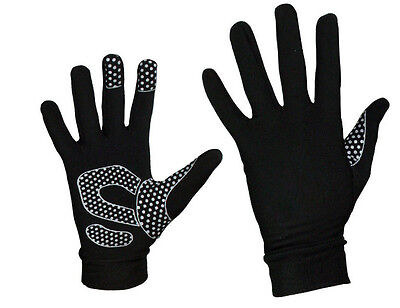 Super Roubaix Running Gloves Winter Full Finger Thermal Gloves Fleece Gloves