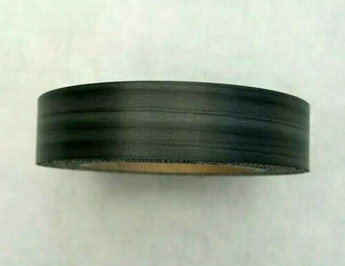 Iron On Pre Glued Shady Oak Matt Melamine Edge Tape Edging Laminate 21mm X 5m