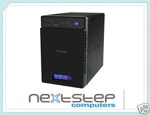 NETGEAR-READYNAS-104-4-bay-NAS-storage-with-iSCSI-Diskless-RN10400-100AJS