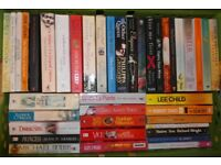 Various Novel Books x 100+ (half are NEW)