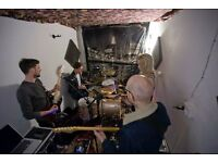 Rehearsal room for band to hire monthly only £300 pcm!!! N4