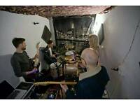 Rehearsal space for band to hire monthly N4