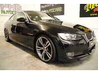 bmw 335i twin turbo.not 330 325 320 coupe mercedes m3 m5