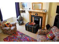 Rug/carpet in bright multicoloured pattern. Quick sale - low price!