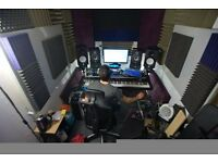 Music Production space to rent N4 Manor House