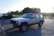 1995 Jeep Cherokee Wagon Brisbane City Brisbane North West Preview