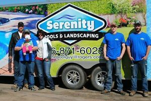 Serenity Pools and Landscaping