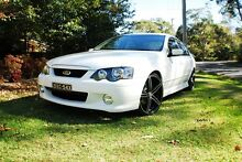 2004 BA Ford Falcon XR6 Hazelbrook Blue Mountains Preview