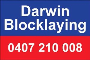 Experienced Blocklayer Available Darwin CBD Darwin City Preview