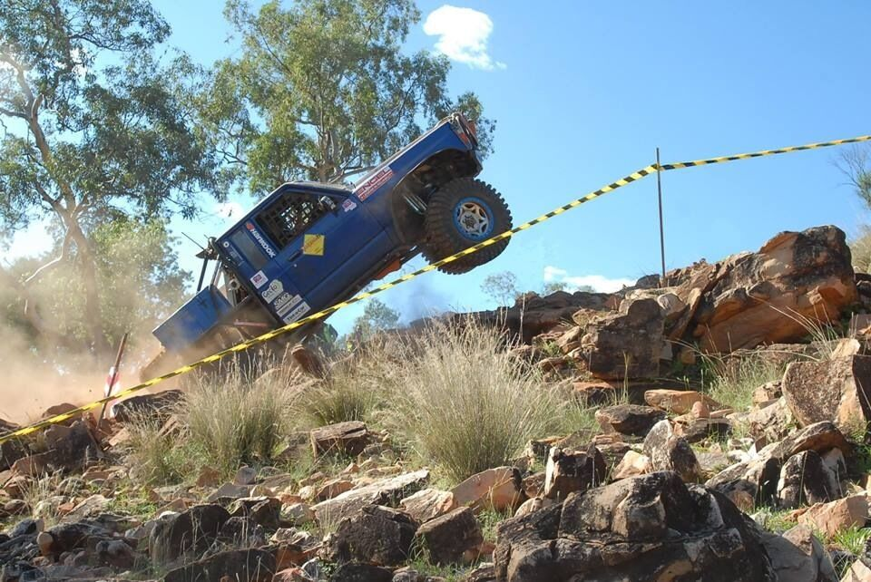 Cliffhanger 4WD Events
