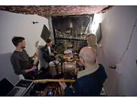 Band lock up / rehearsal space for band to hire monthly N4
