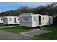 Holiday Caravan To Let Near Lizard