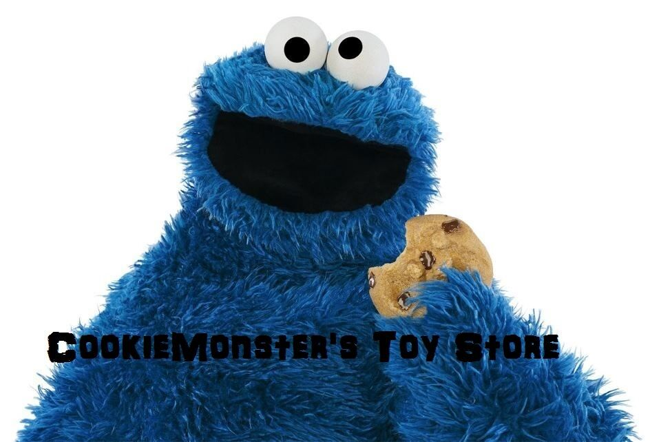 CookieMonster's Toy Store