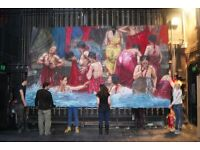 Mural Artist for Business and Residential