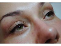 Permanentny eyeliner, eyebrow 3d hair by hair ,
