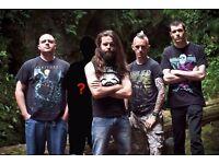 Metal Bassist Needed for established Glasgow band