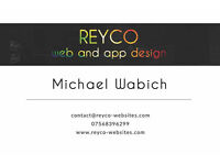 Reyco-Websites (web and app design/development)