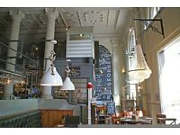 Shift Manager Required - £18,000 - £20,000 (+BONUS) - George's Great British Kitchen