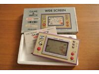 Nintendo game and watches