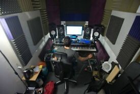 Music Production and rehearsal studios 24 hour access BS2 monthly hire