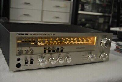 SINTO AMPLIFICATORE TELEFUNKEN TR350 VINTAGE 1979 REVISIONATO