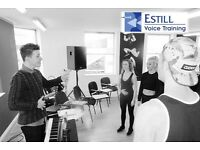 Rob Eyles - Vocal Coach