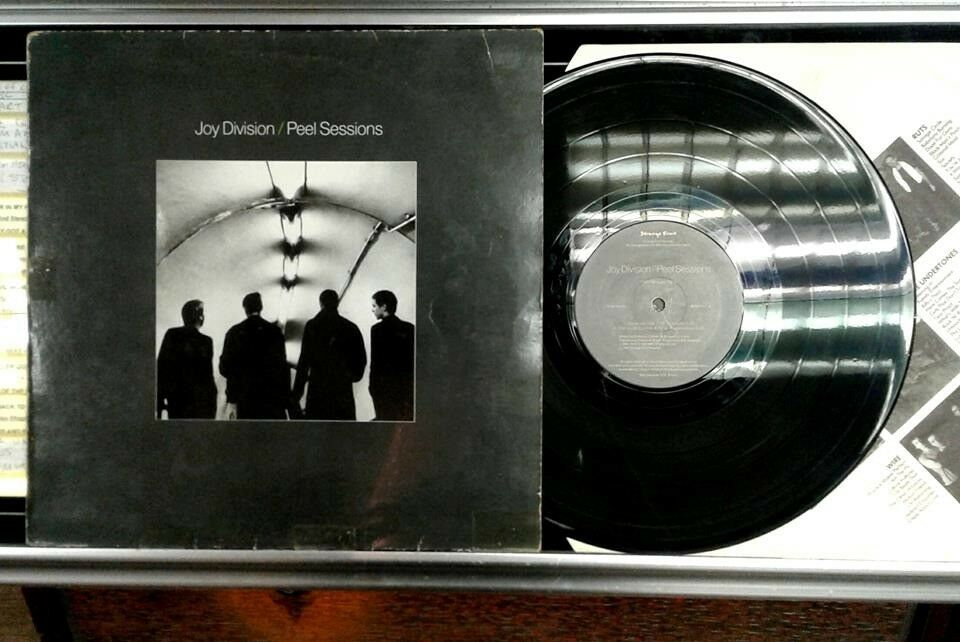 Joy Division ‎– Peel Sessions, G, original, released ‎in 1990 Post Punk Ian Curtis Alternative