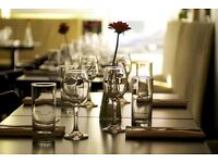 Restaurant Manager or experience waiter/waitress
