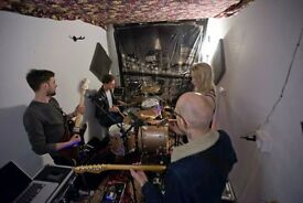 Band rehearsal studio for rent Portslade BN41