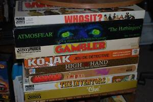 GAMES Some Vintage - ALL COMPLETE - HAVE A FUN BOARDGAMES NIGHT! Windsor Region Ontario image 2