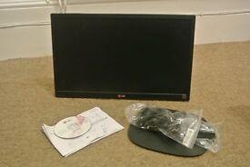 LG LED LCD Monitor 22M35A