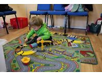 Sticky Fingers Toddler Playgroup