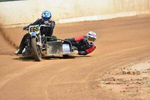 Race Bike Dirt Track Sidecar Runaway Bay Gold Coast North Preview