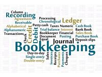 Bookkeeper, Bookkeeping Service Provided