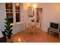 Elephant and Castle SE17. Spacious, Newly Redecorated 3 Bed Furnished Flat in Edwardian Conversion