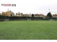 Spaces available for individuals in Putney Monday 5-a-side!