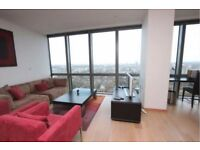 STUNNING 2 BEDROOM WITH 2 RECEPTION, EN SUITE, FURNISHED AVAILABLE NOW IN Hertsmere Road,London LRM2