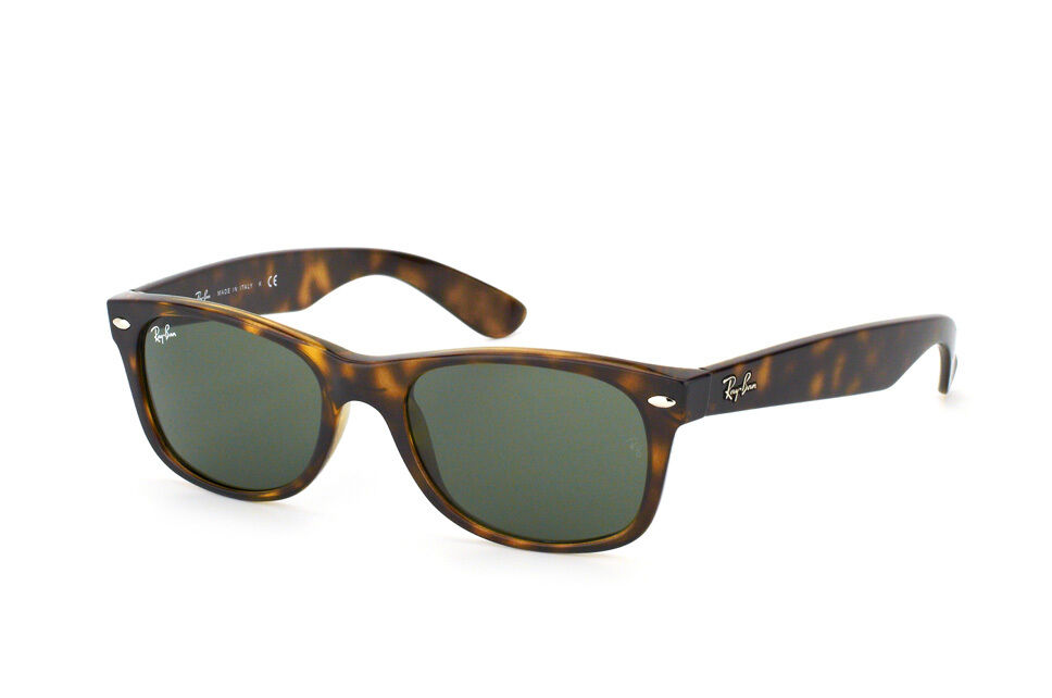 Ray-Ban Men's New Wayfarer RB2132-710/51-52 Tortoiseshell Wa