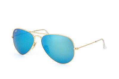 Aviator Sonnenbrille (WOW, Sonnenbrille Ray Ban RB 3025 Aviator 112/17 Größe 58  Pilotenbrille NEU&OVP)