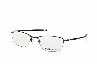 New Oakley Lizard 2 Ox5120 0151 Titanium Frame Eyeglasses Fast Ship